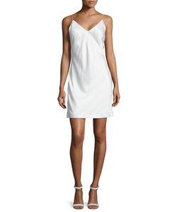 Kaufmanfranco | Sleeveless V-Neck Cami Dress