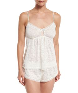 Eberjey | In-S Lace-Trimmed Camisole