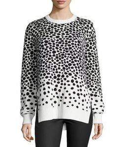 Mara Hoffman | Dot-Print Sweater