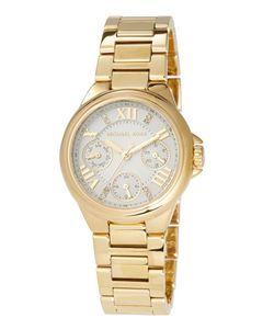 Michael Michael Kors | 33mm Camille Chronograph Bracelet Watch