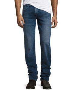 Hudson   Byron Straight-Leg Denim Pants