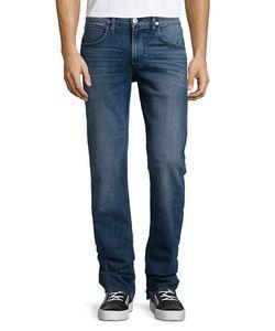 Hudson   Blake Slim Straight-Leg Denim Pants
