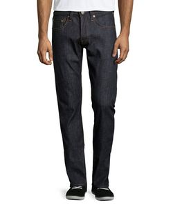 J Brand Jeans | Tyler Slim-Fit Jeans Raw Selvage Mens Size 28 Raw Selvag