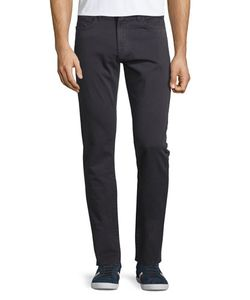 J Brand Jeans | Tyler Slim-Fit Twill Pants Yale Mens Size 30