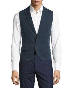 Brunello Cucinelli | Cotton Waistcoat Vest