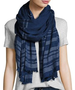 Michael Stars | True Indigo Striped Wrap