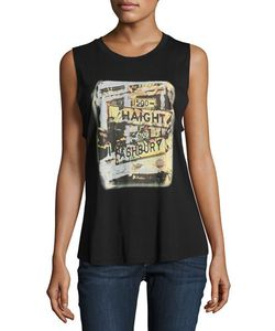 Haute Hippie | Haight Ashbury Muscle Tank
