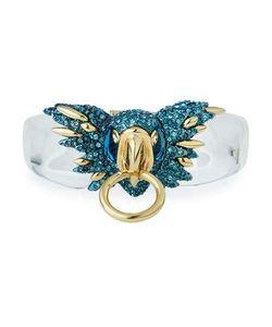 Alexis Bittar | Crystal-Encrusted Parrot Break-Hinge Bracelet
