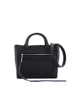 Rebecca Minkoff | Avery Mini Leather Crossbody Bag