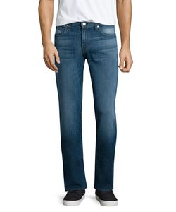 J Brand Jeans | Cole Relaxed Straight-Leg Jeans Reed Mens Size 29