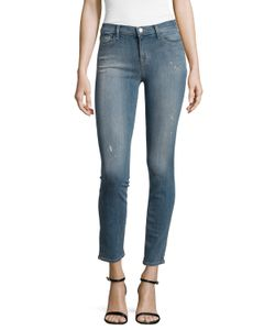 J Brand Jeans | Jude Mid-Rise Skinny Jeans Mesmerize Womens Size 28