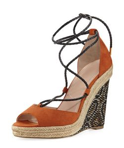 Charles by Charles David | Boston Printed Wedge Sandal