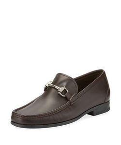Salvatore Ferragamo | Slip-On Calf Leather Dress Shoe