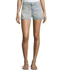 J Brand Jeans | Mila Tailored Denim Shorts Love Cat Womens Size