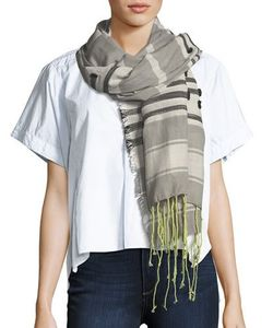 Michael Stars | Lines In The Sand Scarf
