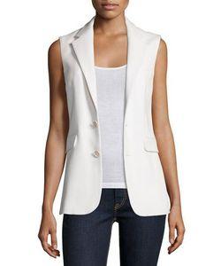 Ralph Lauren Collection | Button-Front Vest