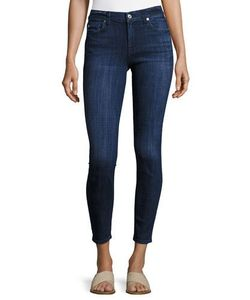7 For All Mankind | The Ankle Skinny Jeans