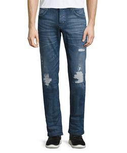 Hudson | Blake Slim Straight-Leg Jeans