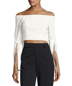 C/Meo | Have It All Off-The-Shoulder Top