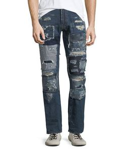 Prps | Deimos Destroyed Patch Jeans