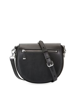 Rebecca Minkoff   Astor Leather Saddle Bag