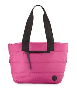 French Connection | Gia Nylon Tote Bag Fuchsia