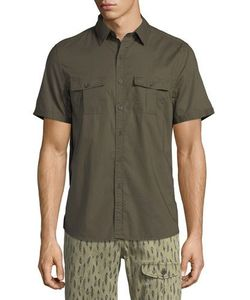 Michael Bastian | Safari Cotton Sport Shirt