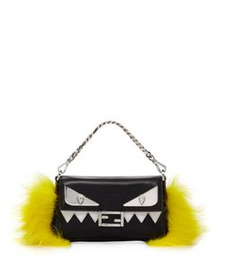 Fendi | Baguette Micro Monster Crossbody Bag