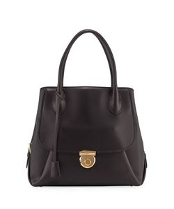 Salvatore Ferragamo | Ns Smooth Leather Tote Bag