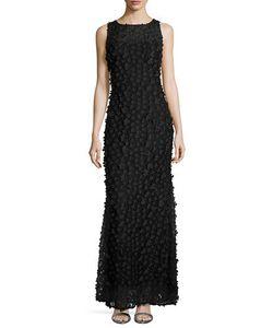 Karl Lagerfeld | -Appliqueacute Mermaid Gown