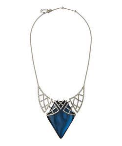 Alexis Bittar | Crystal Lattice Bib Necklace