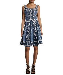 Peter Pilotto | Sleeveless Intarsia Tank Dress