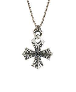 Stephen Webster | Rayman Templar Cross Pendant Necklace