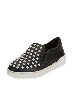 Valentino | Rockstud Slip-On Skate Shoe
