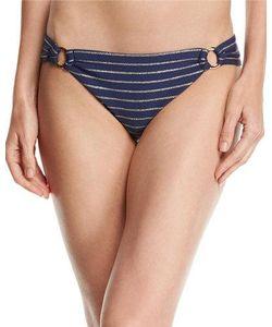 Ondademar | Abyssal Striped O-Ring Swim Bottom