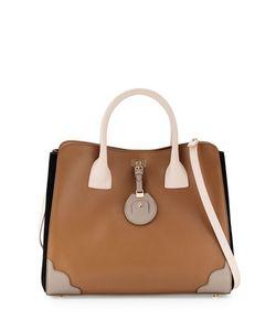 Jason Wu | Jourdan Leather Tote Bag Plaster