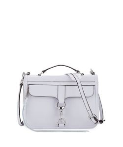 Rebecca Minkoff | Bowery Leather Flap Crossbody Bag