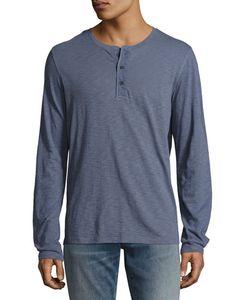 Vince | Relaxed Henley Shirt