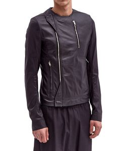 Rick Owens | Mens Nylon And Leat