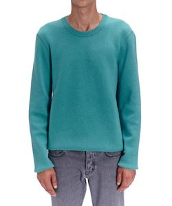 Lanvin | Mens Bicolour Crew Neck