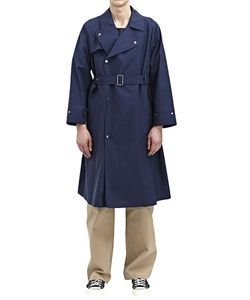 E. Tautz | Hastings Trench Coat
