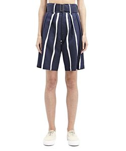 E. Tautz | Hastings Stripe Shorts