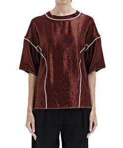 Lanvin | Shiny T-Shirt Top