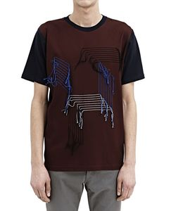 Lanvin | Embroidered T-Shirt