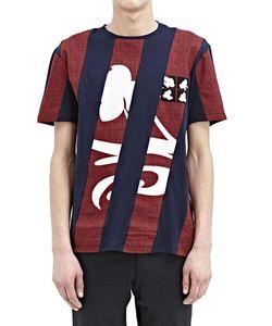 Raf Simons | Printed Stripe T-Shirt