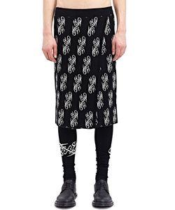 Thamanyah | Knitted Eastern Western Skirt