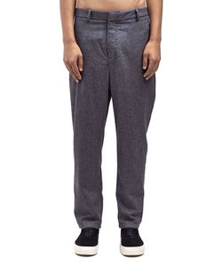 Nicomede Talavera | Grey Wool Tr