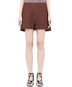 Marni   Bermuda Tweed Shorts