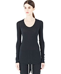 Rick Owens DRKSHDW | Long Sleeved Top