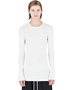 Rick Owens DRKSHDW | Ribbed Long Sleeved Sweater